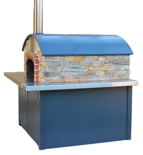 Spinelli Oven Side View